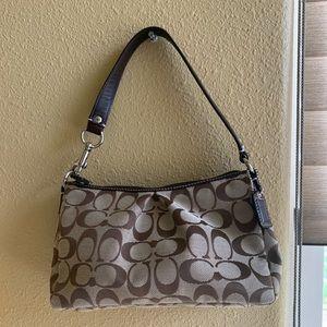 Coach Small Bag Classic Print